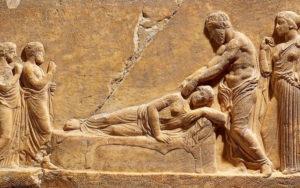 Massaggio Antica Grecia